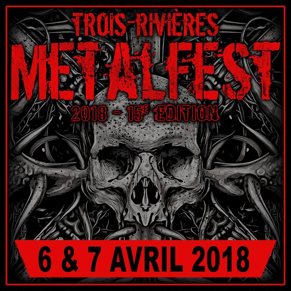 Deicide, Despised Icon, Jungle Rot, Beyond Creation Set For Trois Rivieres Metal Fest