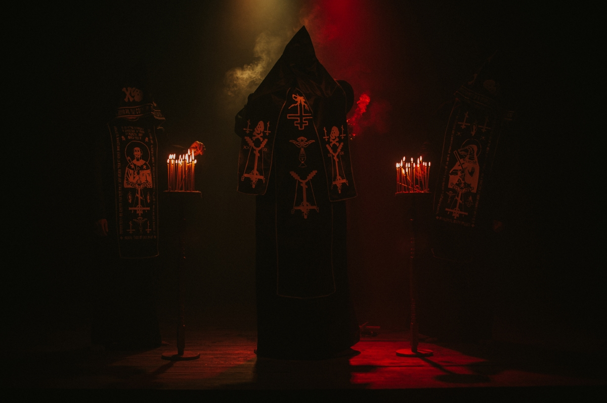 Polish Black Metal Legion Batushka To Kick Off EuropeanPilgrimage