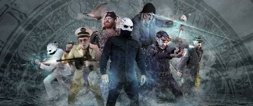 Legend Of The Seagullmen (Tool, Mastodon, Etc.) Streaming NewSong