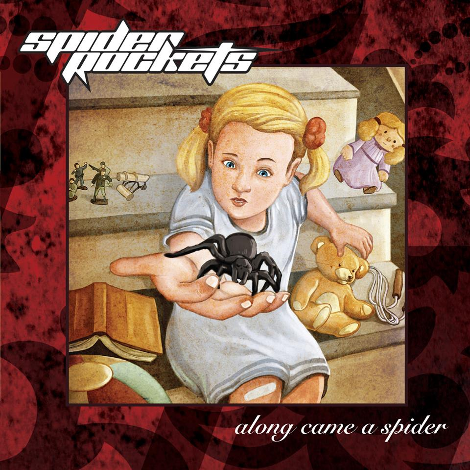 Spider Rockets To Release Long-Awaited New Album, January 26th