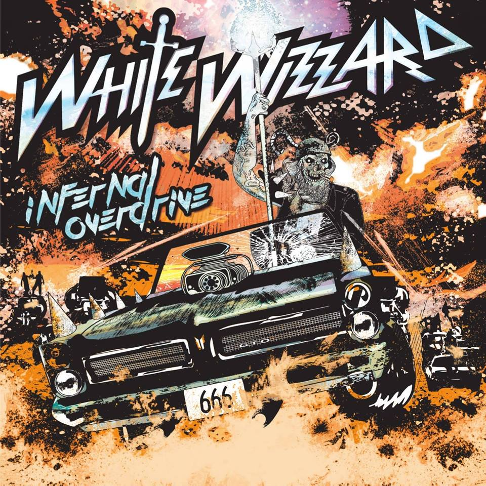 White Wizzard Release New Video For InfernalOverdrive