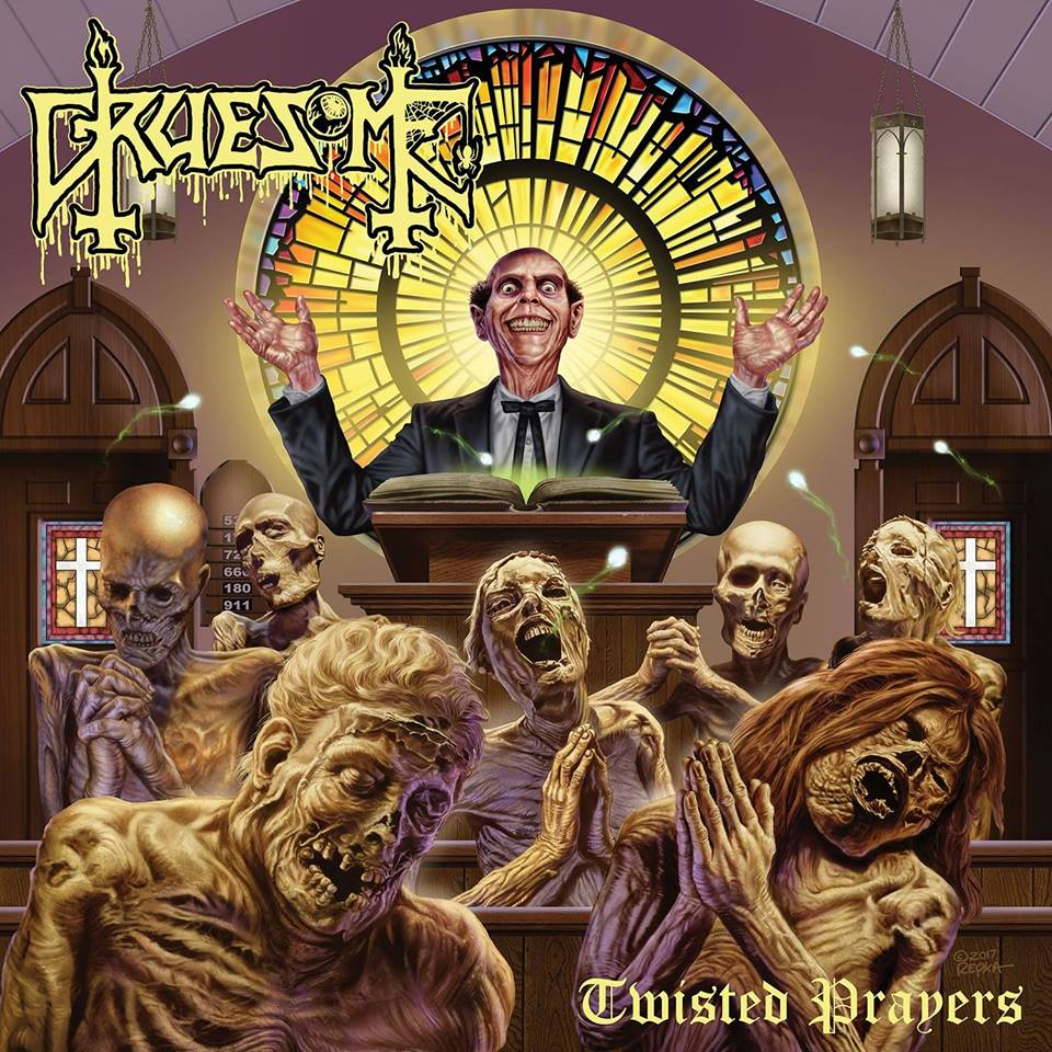 Gruesome – Twisted Prayers (Relapse Records)