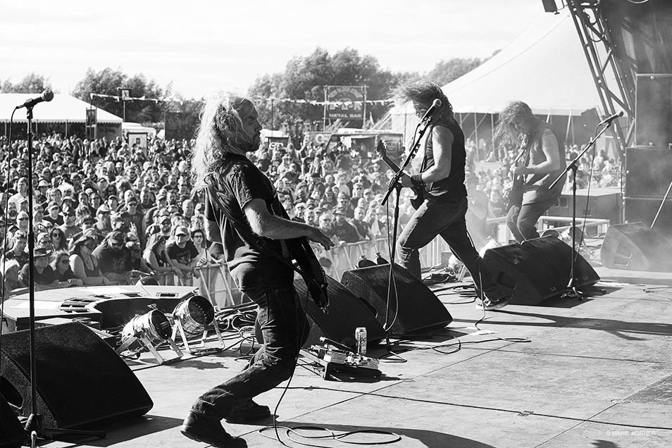 """Woody Weatherman of Corrosion Of Conformity """"We feel good about this record so we're gonna go out and support it as long as wecan."""""""