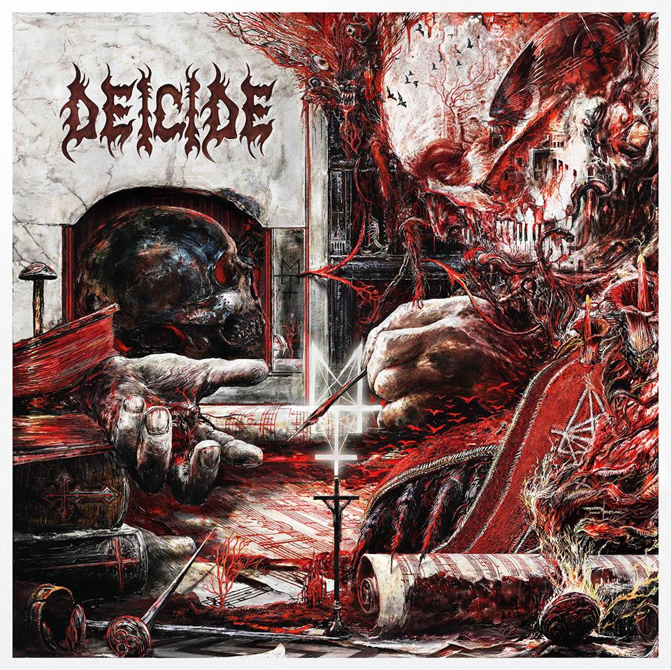 Deicide To Release 'Overtures Of Blasphemy' Album In Septembe