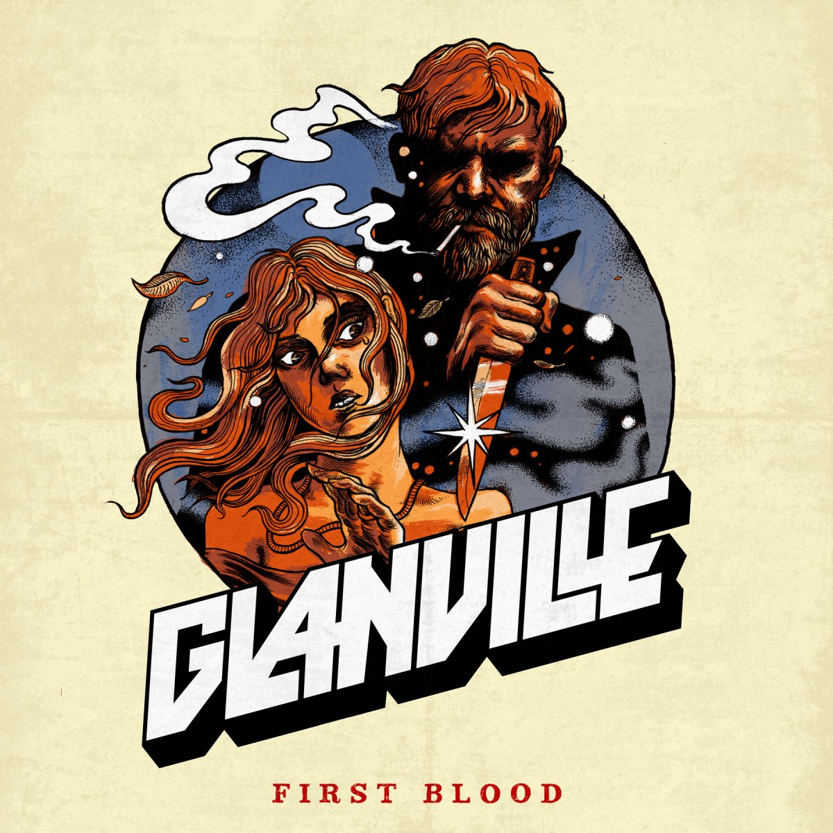 Glanville – First Blood (Fat & Holy Records)
