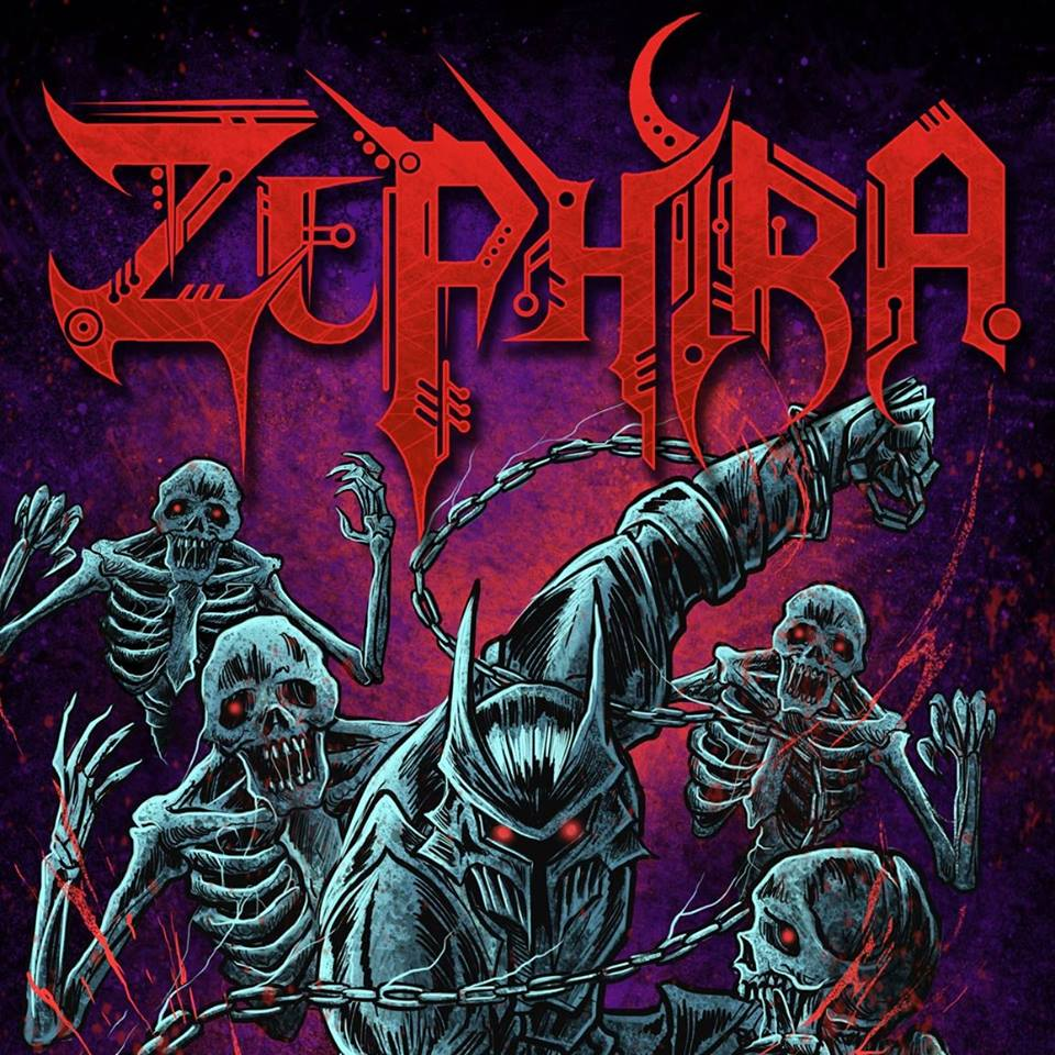 """Chase Foster of Zephira """"Music has literally done everything for me and I wish to give back as much aspossible"""""""