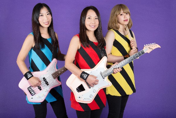 Japanese Punk Legends Shonen Knife – Tour Begins Aug 28