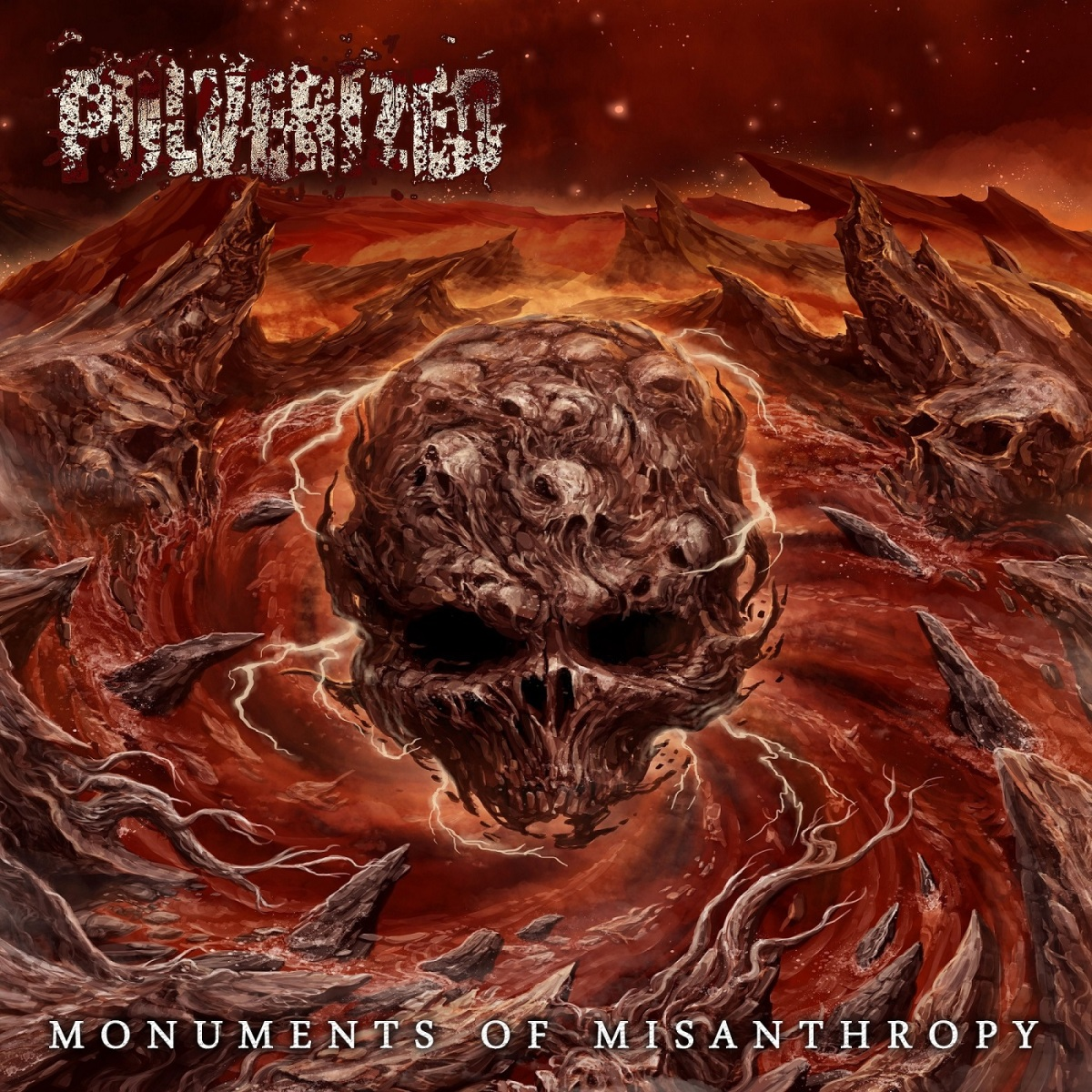 "Chilean Death Metallers PULVERIZED Streaming The Track ""Devoción"""