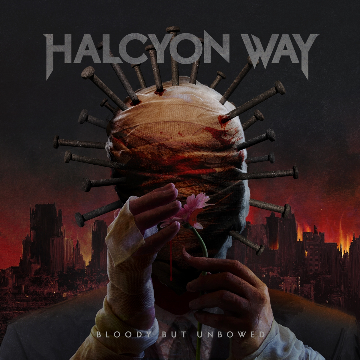 "Steve Braun of Halcyon Way ""We're really close to the Queensrÿche guys, it was kind of weird."""