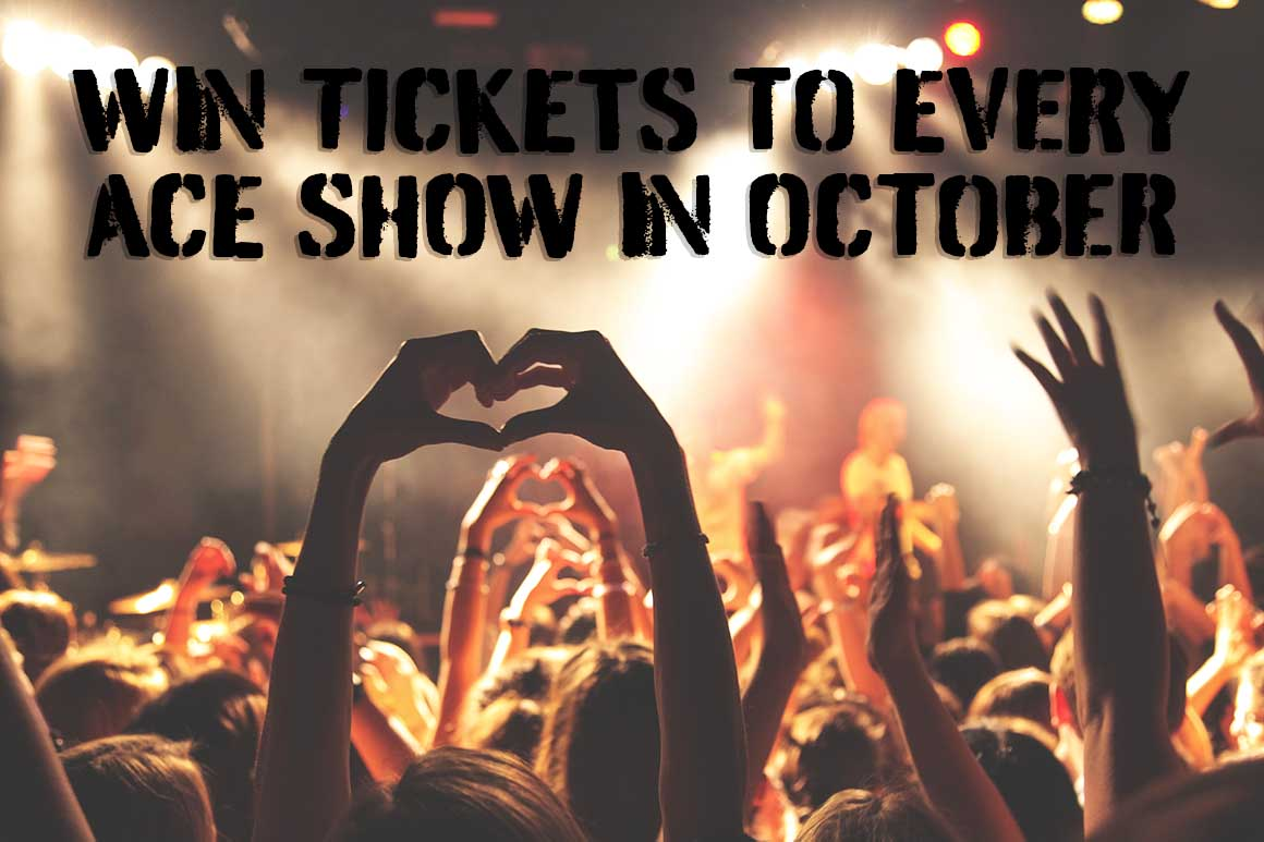 Win tickets to every show in October at Ace Of Spades in Sacramento, California