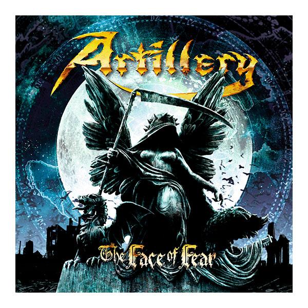 Artillery reveals details for new album, 'The Face ofFear'