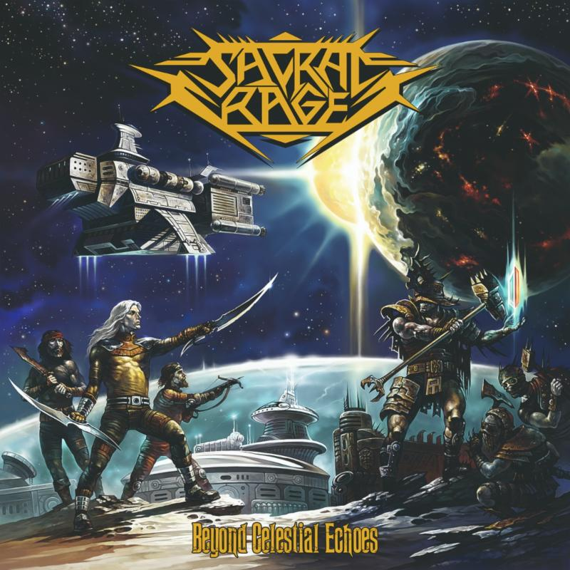Greek Speed Metal Group SACRAL RAGE Release Music Video
