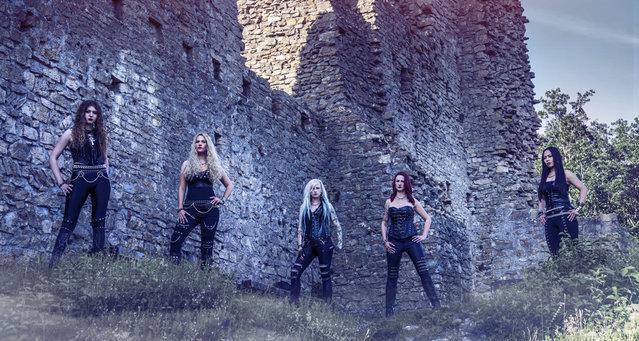 "BURNING WITCHES Unleash ""Hexenhammer"" MusicVideo!"