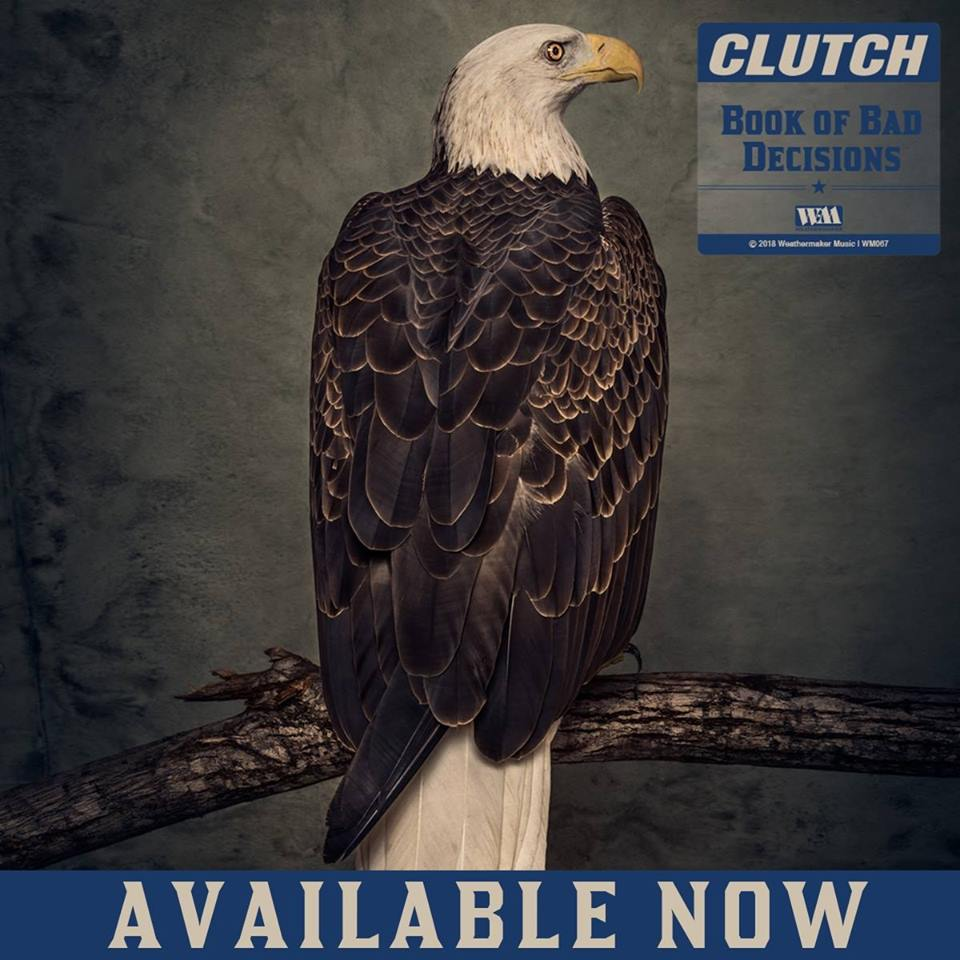 Clutch – Book of Bad Decisions (Weathermaker Music)