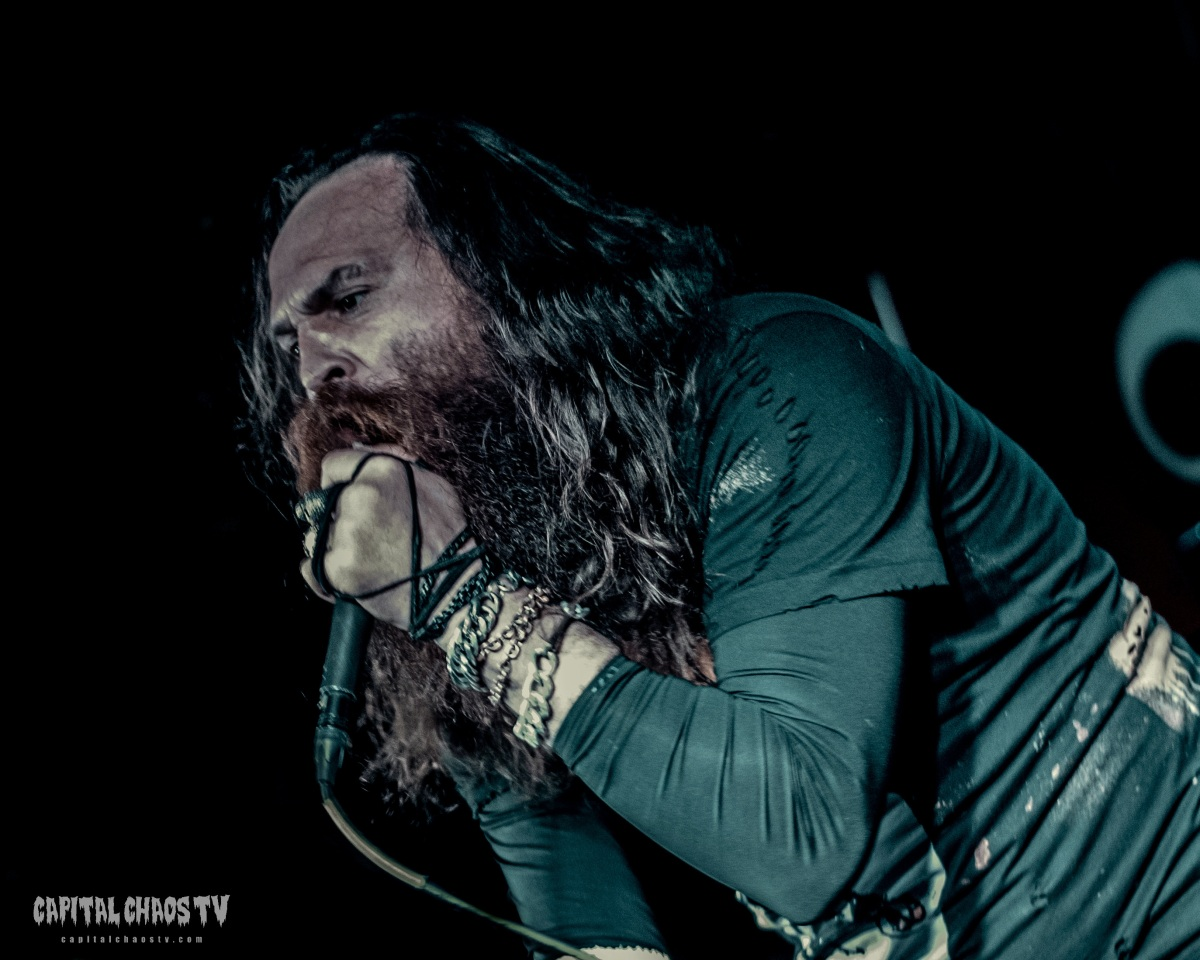 Concert Photo Review: Tigerchrist at Holy Diver – November 23rd, 2018