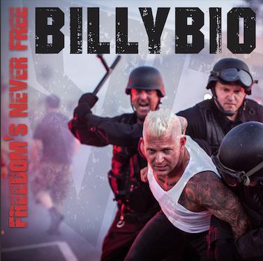 "BILLYBIO (Biohazard/Powerflo) Releases Volatile New Music Video for ""Enemy"""