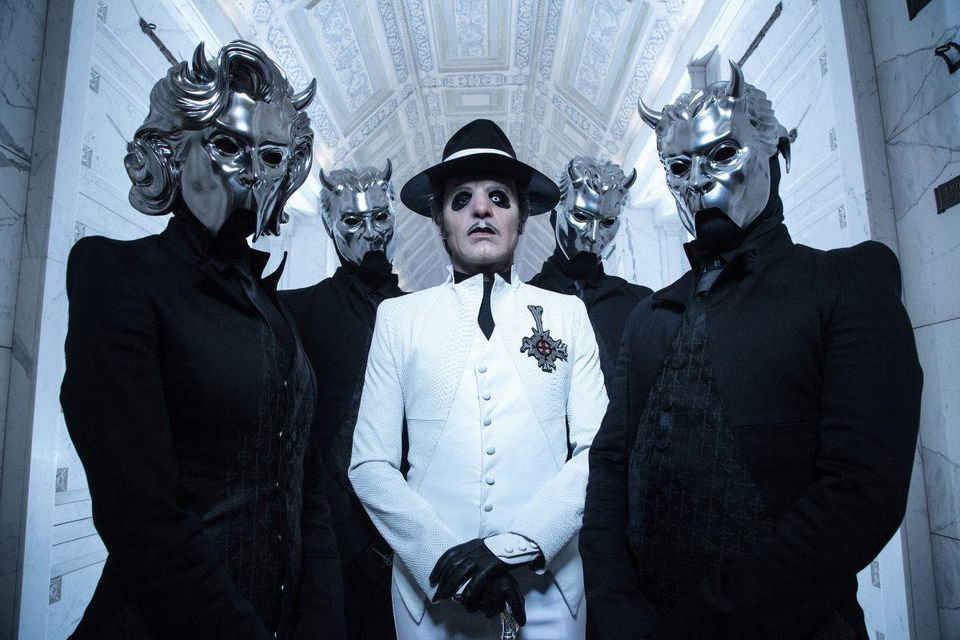New Videos Of Ghost Live In Sacramento, California
