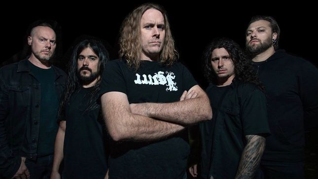 New Video Of Cattle Decapitation Live In Oakland,California