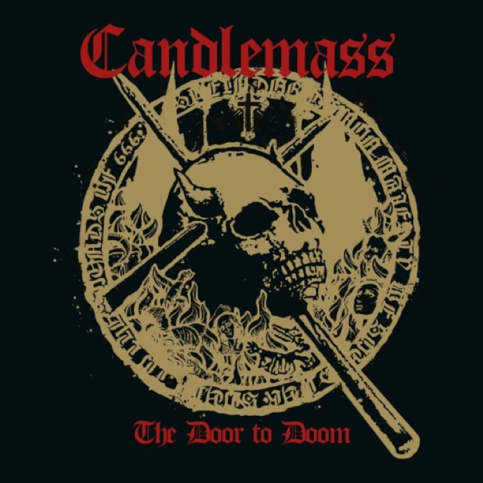 """CANDLEMASS Release New Track """"The OmegaCircle"""""""