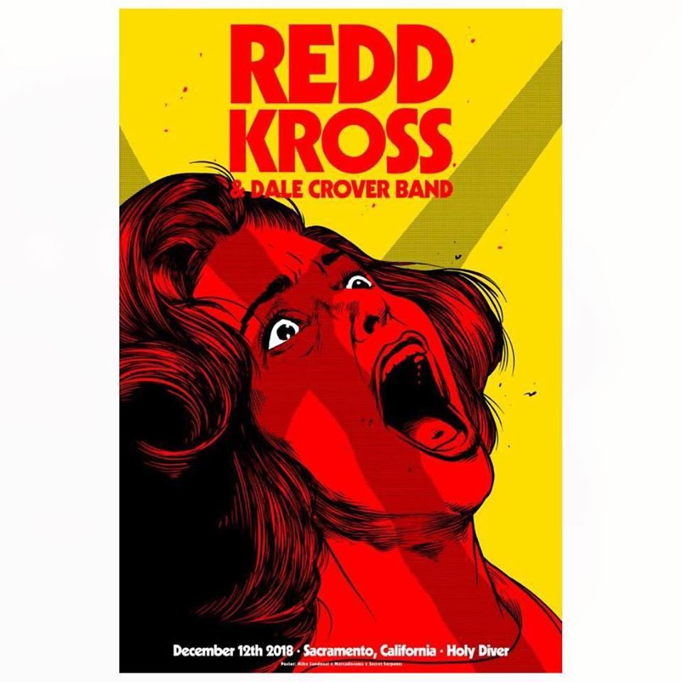 Watch Video of REDD KROSS' Entire SacramentoPerformance