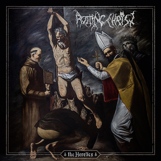 "ROTTING CHRIST Release Second New Track, ""Heaven and Hell and Fire"""