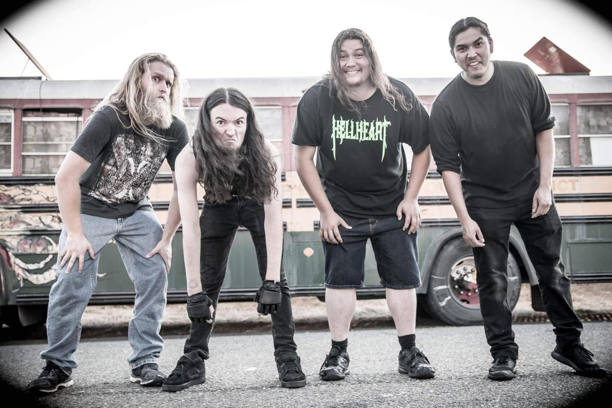 "Capital Chaos TV Exclusive: Gürschach Premiere New Video for ""Innocent Blood"""