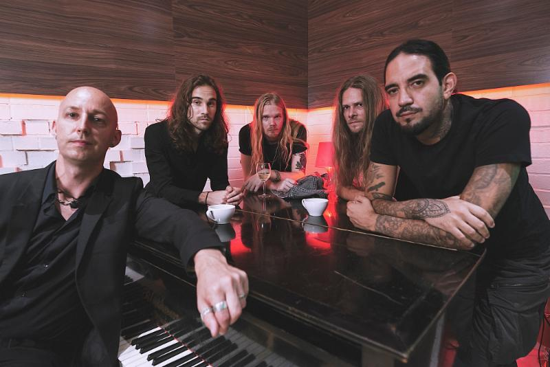 "SOEN Premieres ""Martyrs"" Video From Swedish Progressive Metal Unit ""Lotus"""