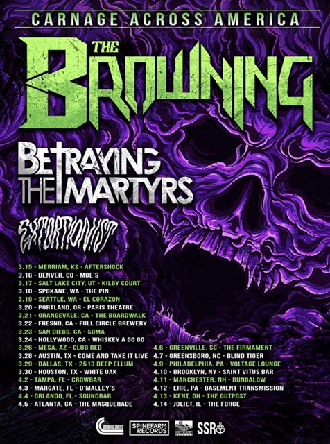 The Browning Touring ThisWinter