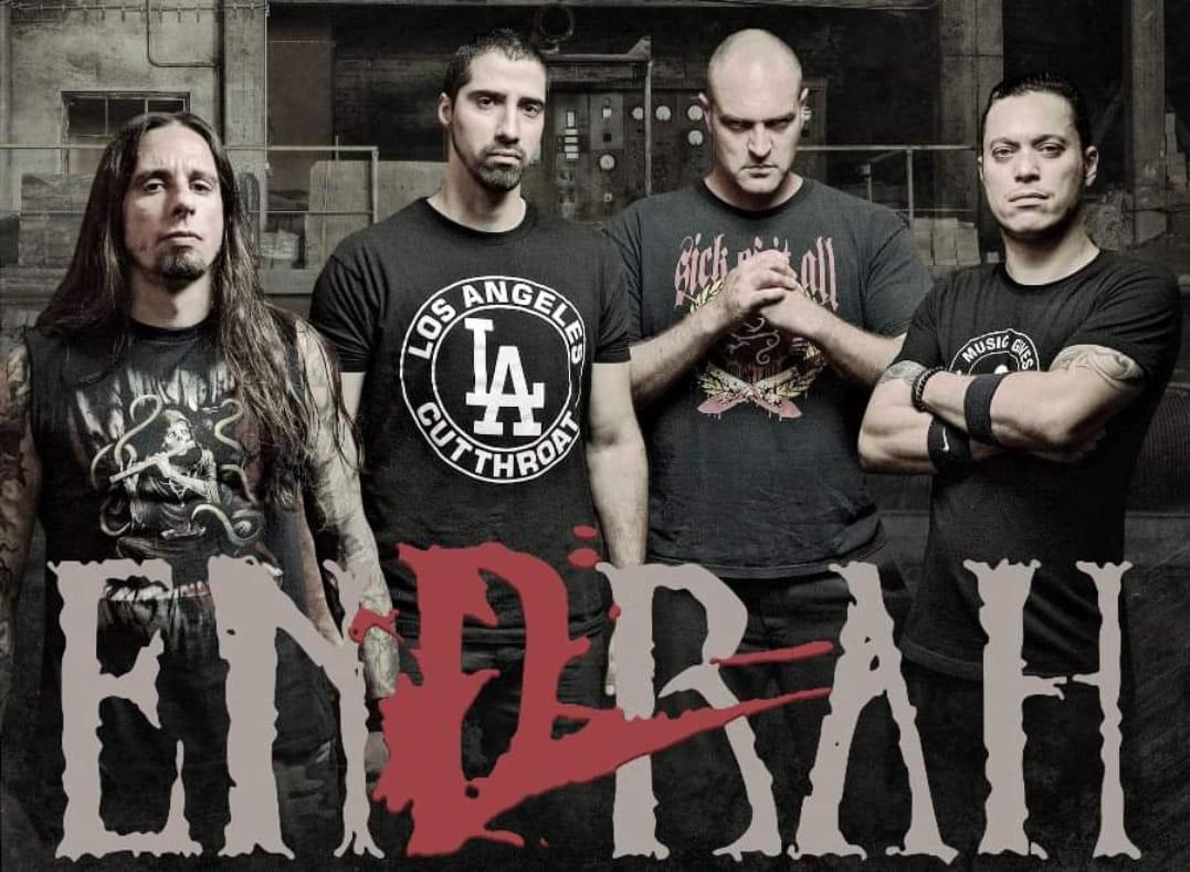 New Video Of ENDRAH Live InSacramento