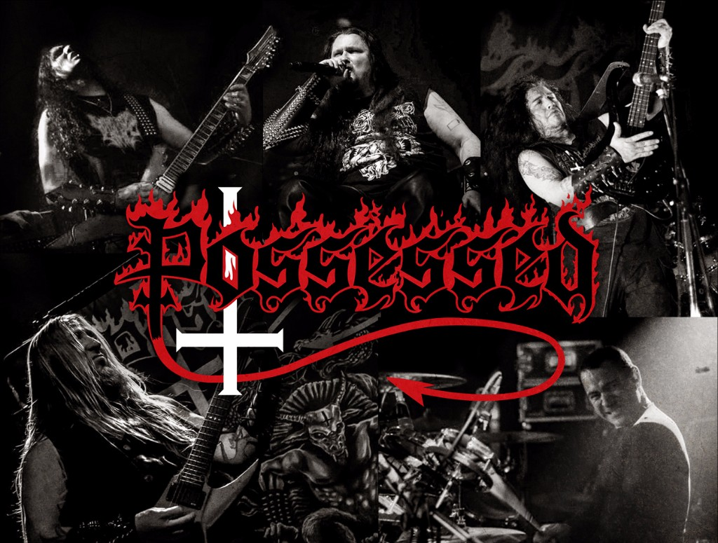 POSSESSED Releases 'Shadowcult' Music Video