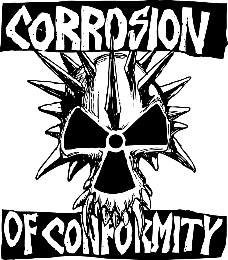 "WOODY WEATHERMAN of CORROSION OF CONFORMITY ""We were always that kind of in between, sort of trying to defy the genres""."