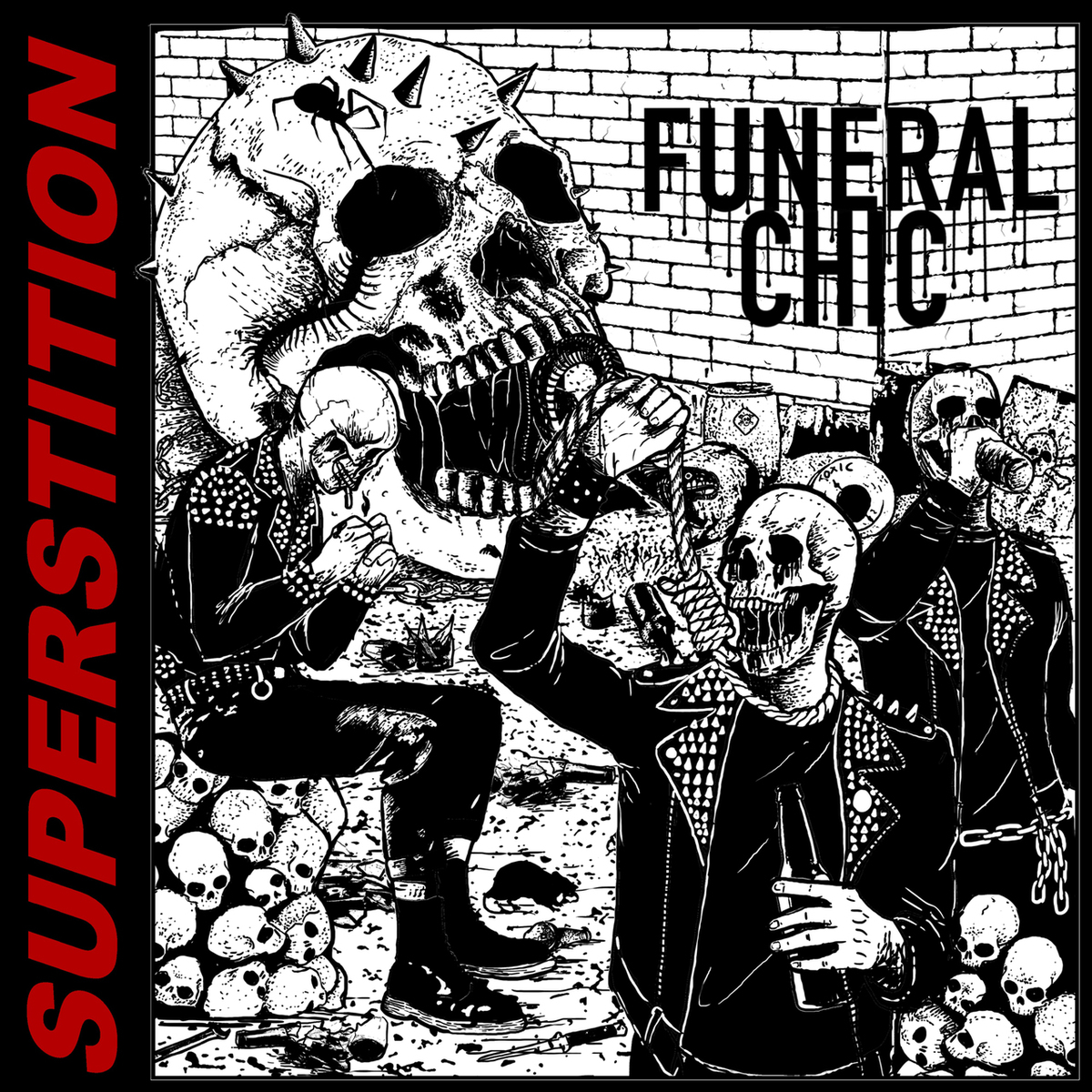Power Tools, Cover Songs And Prosthetic Records With Ryan And Robert Of Funeral Chic