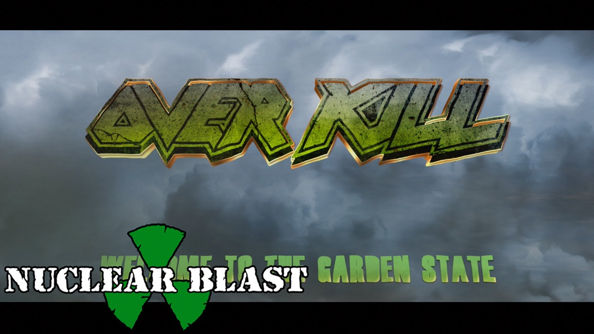 """OVERKILL Launch """"Welcome To the Garden State"""" Documentary Series Part1!"""