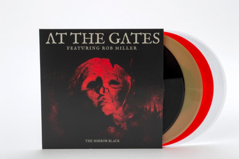 "At The Gates Release New Video Clip For ""The Mirror Black"""