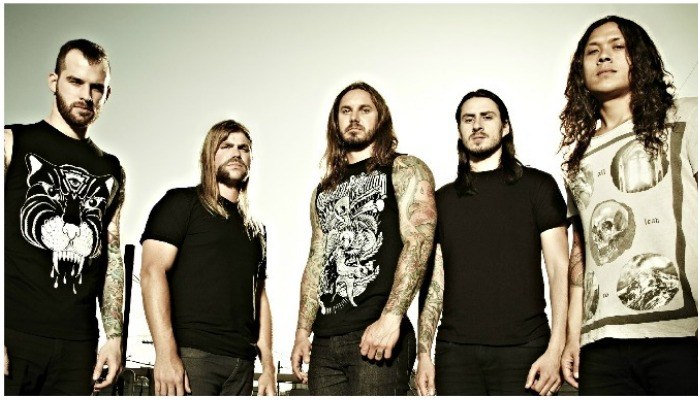 AS I LAY DYING show canceled over public outcry.