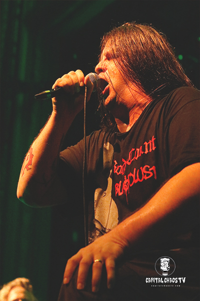"""CANNIBAL CORPSE unveil brutal new """"Red Before Black""""video"""