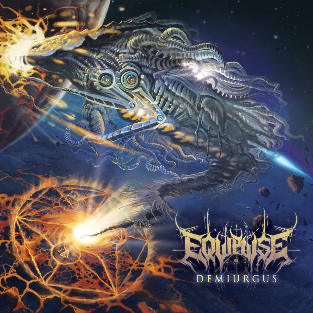 "Equipoise – ""Demiurgus"" (The Artisan Era)"