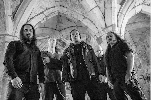 "Hecate Enthroned Premiere Lyric Video For ""Erebus And Terror"" Feat. Sarah Jezebel Deva"