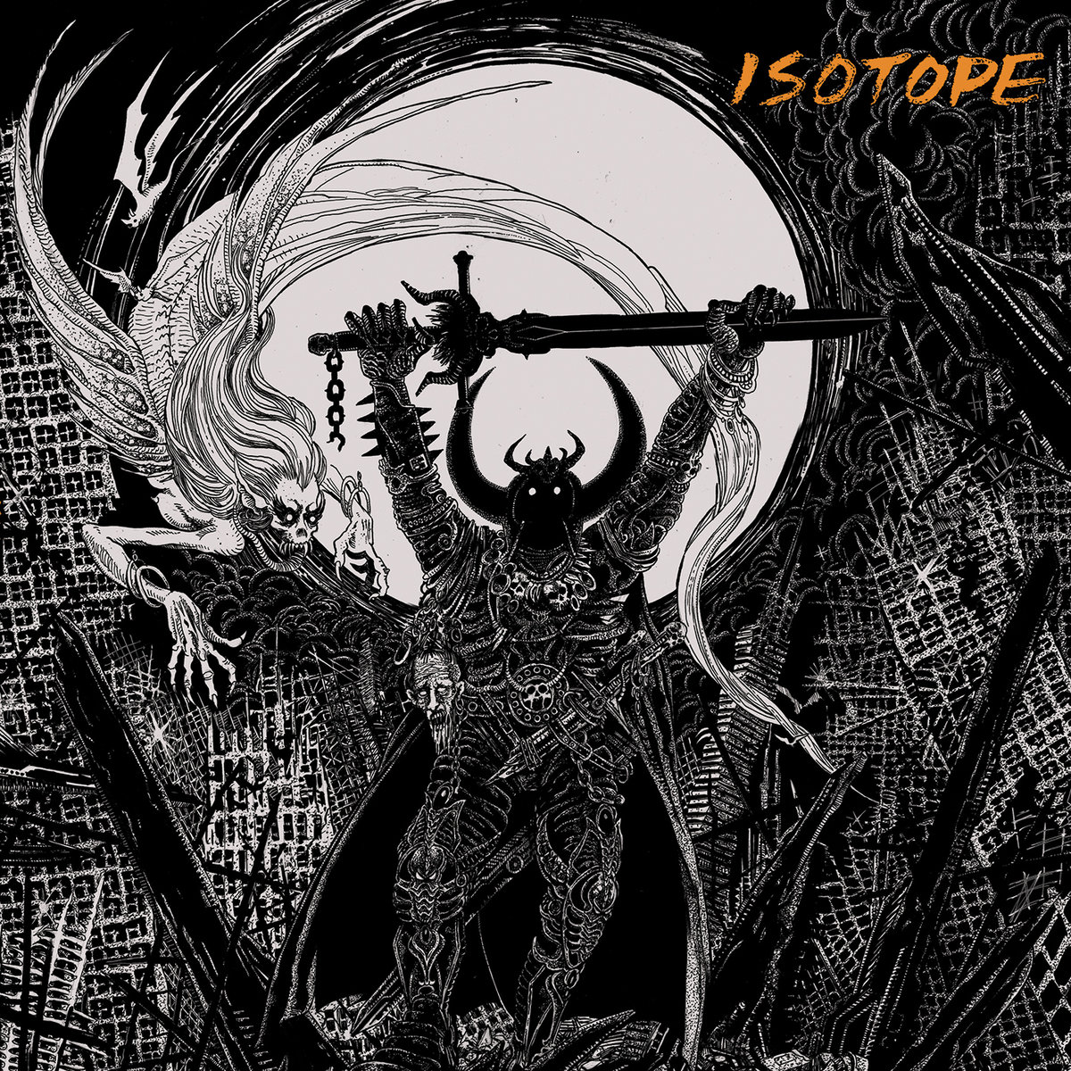 ISOTOPE: Bay Area Hardcore Punk Unit ISOTOPE To Release Debut Full-Length Via Carbonized Records