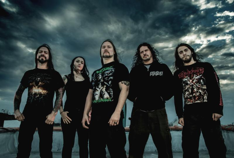 HYPOXIA To Release Abhorrent Disease Full-Length Through SelfmadegodRecords