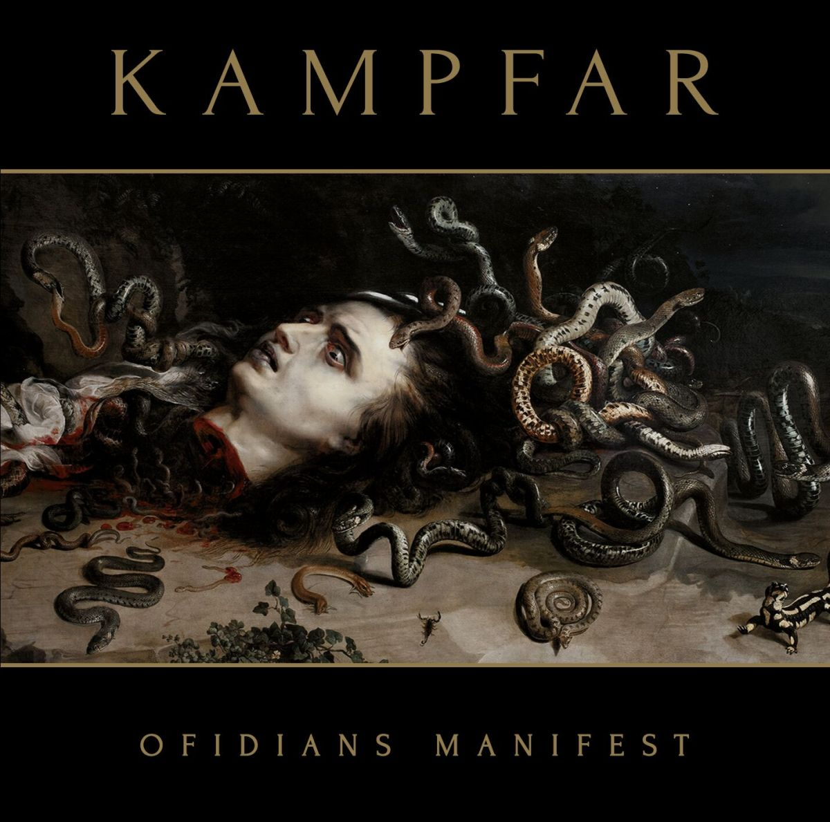 "Kampfar ""Ofidiands Manifest"" To Be Released On May 3rd"