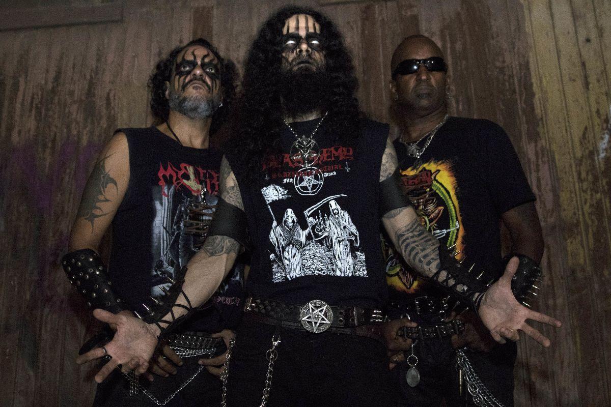 MystifieR Stream Entire New Album, 'Protogoni Mavri Magiki Dynasteia'