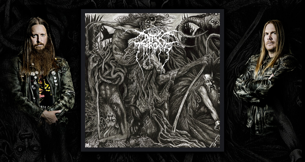 "Darkthrone To Release New Studio Album ""Old Star,"" May 31st Via Peaceville Records"