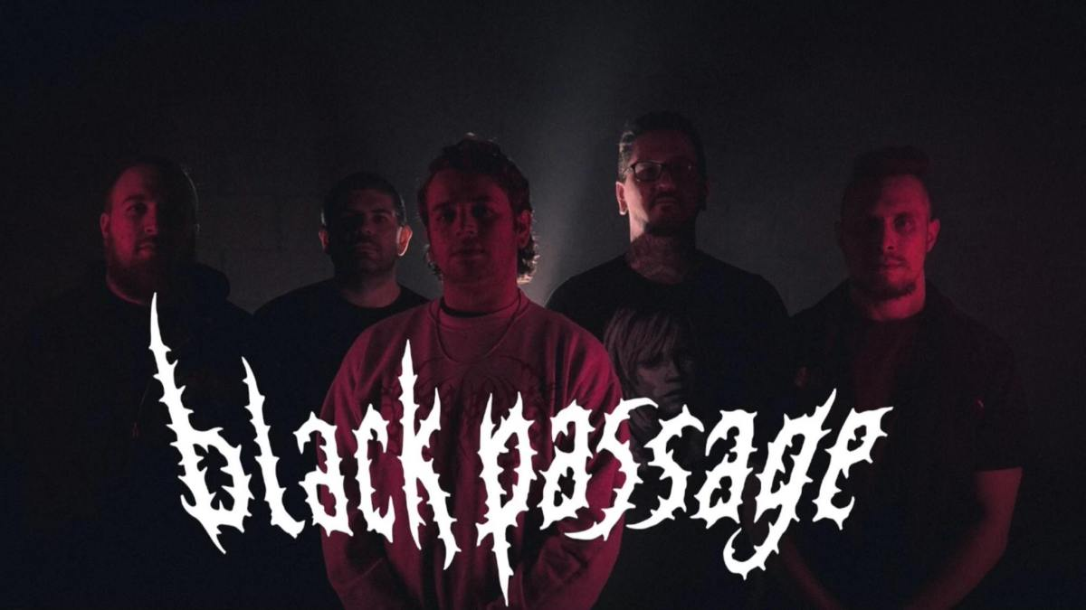 Black Passage (featuring members of Fallujah,Wolf King, Behold the Desecration and Anisoptera) Release NewVideo