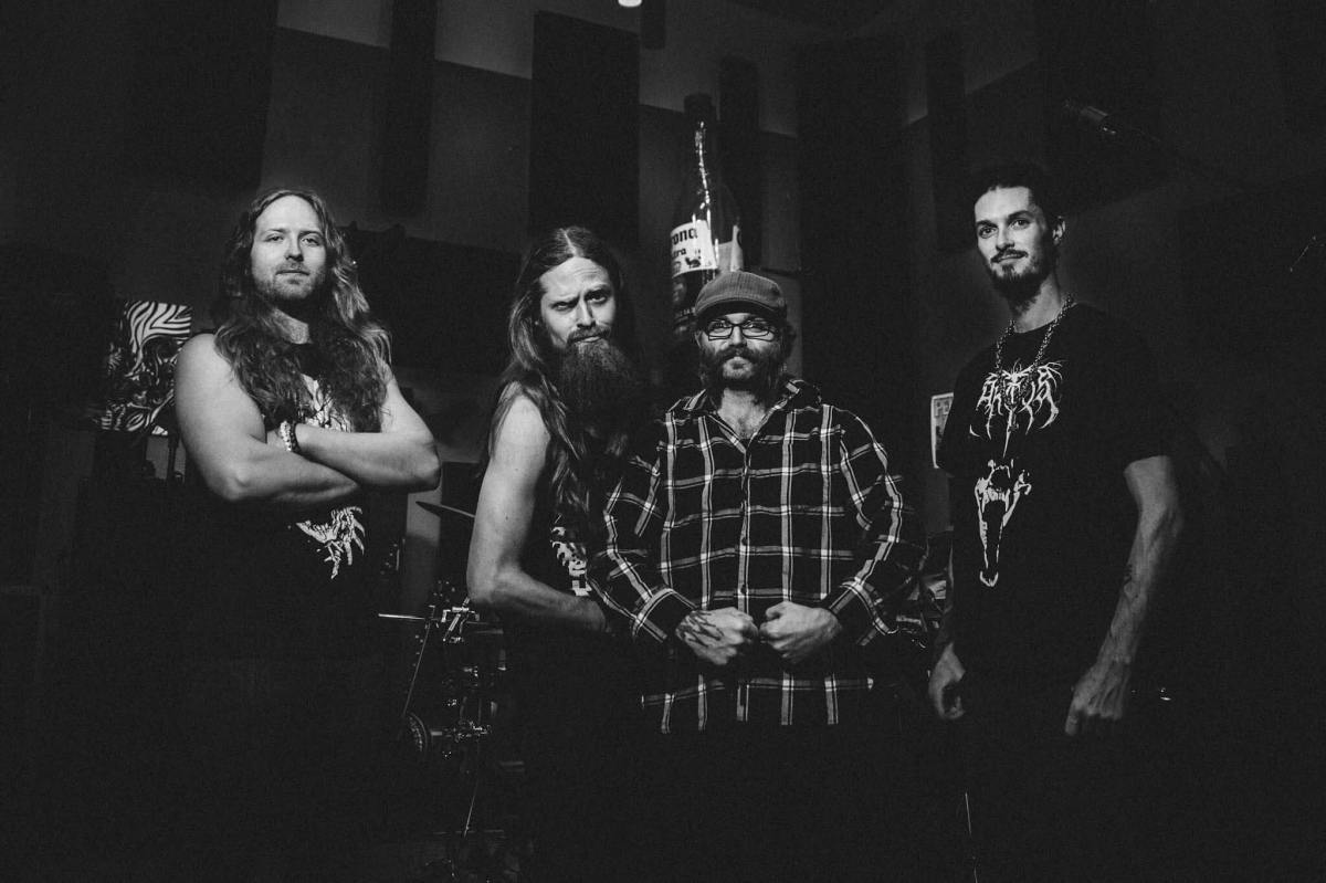 """CONCRETE FUNERAL Posts New Single """"Stabbed ToDeath"""""""