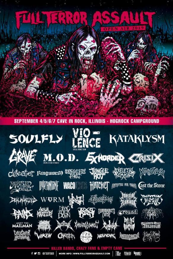 full metal assault | Capital Chaos TV