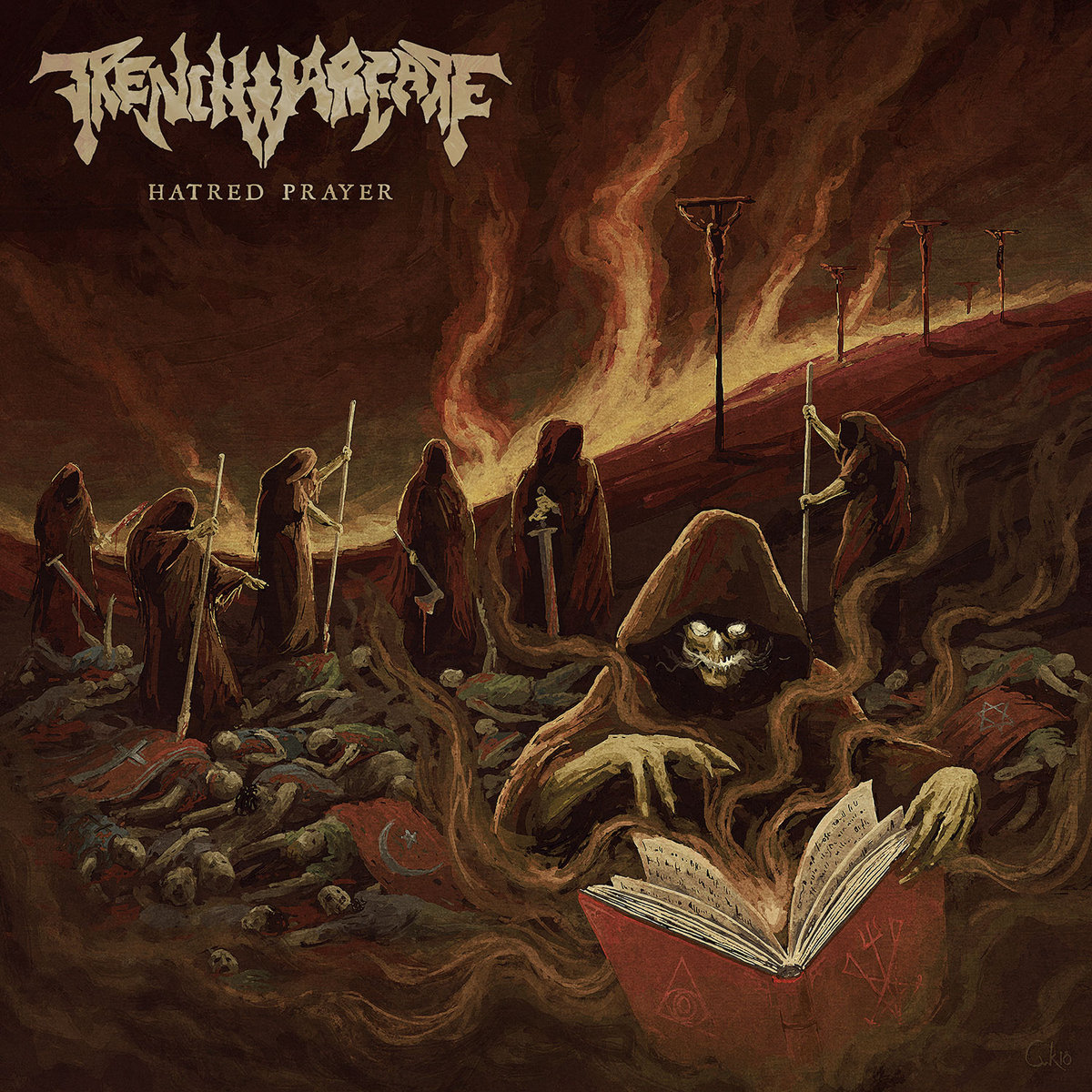 TRENCH WARFARE announce debut via Transcending Obscurity