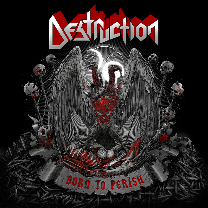 "DESTRUCTION – ""Born To Perish"" Out Now + New Video Released"