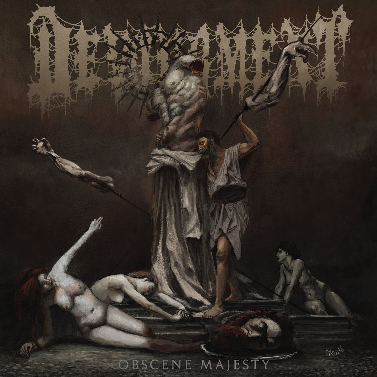 DEVOURMENT To Release Fifth Full-Length, Obscene Majesty, August 16th Via Relapse Records