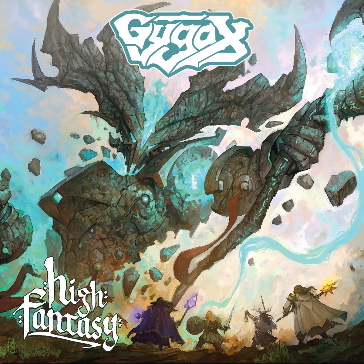 "GYGAX Releases ""The Eyes Have It"" Single As High Fantasy LP Nears Release"